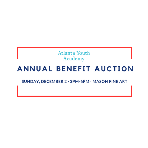 Get your tickets today! Benefit Auction is less than a month away...